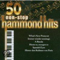 50 Non-Stop Hammond Hits - CD