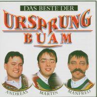 Ursprung Buam - Das Deste Ber - 2CD