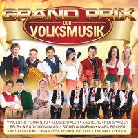 Grand Prix Der Volksmusik 2021 - 2CD