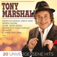 Tony Marshall - 20 Unvergessene Hits - CD