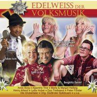 Edelweiss Der Volksmusik - Die Schonsten Lieder Der Show - CD