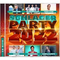 Schlager Party 2022 - CD