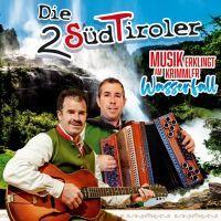 Die 2 Sudtiroler - Musik Erklingt Am Krimmler Wasserfall - CD