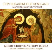 Don Kosakenchor Russland - Merry Christmas From Russia - CD