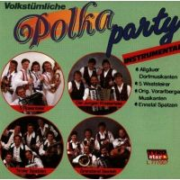 Volkstümliche Polkaparty - Instrumental - CD