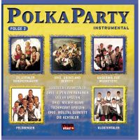 Polka Party - Instrumental Folge 2 - CD