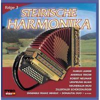 Steirische Harmonika - Folge 3 - CD
