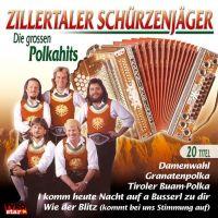 Zillertaler Schürzenjäger - Die Grossen Polkahits - CD