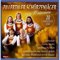 Zillertaler Schürzenjäger - Zum Träumen - CD