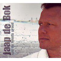 Jaap de Bok - Van de koude grond - CD
