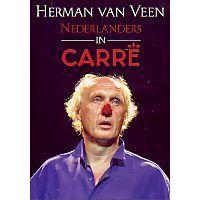 Herman van Veen - Nederlanders in Carre - DVD