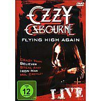 Ozzy Ozbourne - Flying high again, Live - DVD