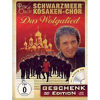 Peter Orloff und Schwarzmeer Kozaken Chor - Das Wolgalied -Geschenk Edition- CD+DVD