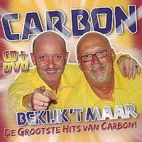 Carbon - Bekijk `t maar, de grootste hits van Carbon - CD+DVD