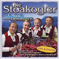 Die Stoakogler - A Musi zum Gernhab`n - CD