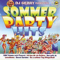 DJ Gerry prasentiert - Sommer Party Hits - 2CD