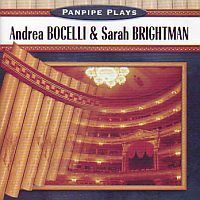 Panpipe plays Andrea Bocelli and Sarah Brightman (panfluit)
