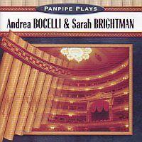Panpipe plays Andrea Bocelli and Sarah Brightman (panfluit)