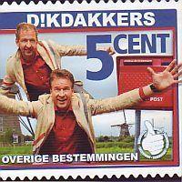 Dikdakkers - 5 cent - Overige bestemmingen