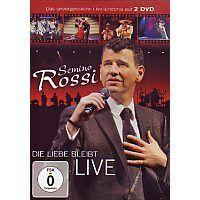 Semino Rossi - Die Liebe Bleibt Live - 2DVD
