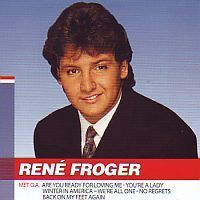 Rene Froger - Hollands Glorie - CD