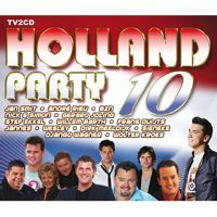 Holland Party 10 - 2CD