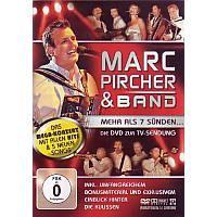 Marc Pircher und Band - Mehr als 7 Sünden - DVD