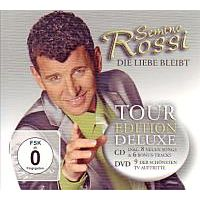 Semino Rossi - Die Liebe Bleibt - Tour Edition Deluxe - CD+DVD