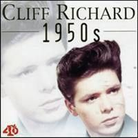 Cliff Richard - 1950s - CD