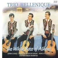 Trio Hellenique - The white Rose of Athens - 3CD