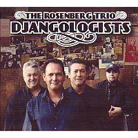 The Rosenberg Trio - Djangologists - CD+DVD