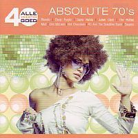 Absolute 70`s - Alle 40 Goed - 2CD
