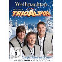 Trio Alpin - Weihnachten mit dem - DVD+CD
