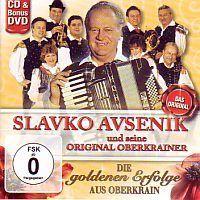 Slavko Avsenik und seine Orig. Oberkrainer - Die Goldene Erfolge aus Oberkrain - CD+DVD