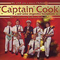 Captain Cook - Die schonsten Weihnachtslieder (Kerst) - CD