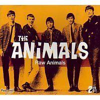 The Animals - Raw Animals - 2CD-Set - 2PAZZ064