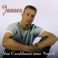 Jannes - Van Casablanca naar Napoli - CD