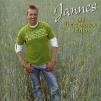 Jannes - Als Het Zonnetje Schijnt - CD