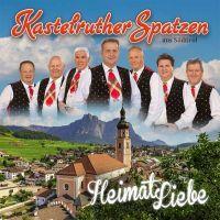 Kastelruther Spatzen - Heimatliebe - CD