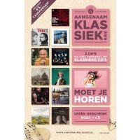 Aangenaam Klassiek 2019 - 2CD+BOEK