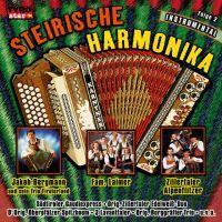 Steirische Harmonika - Instrumental - Folge 2 - CD