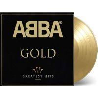 Abba - Gold - Coloured Gold Vinyl - 2LP