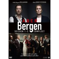 Aber Bergen - Seizoen 1-3 Compleet - 9DVD