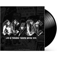 AC/DC - Best Of Live At Paradise Theatre Boston 1978 - LP
