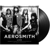 Aerosmith - Best Of Live At The Music Hall Boston 1978 - LP