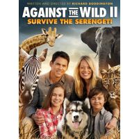 Against The Wild 2 - Survive the Serengeti - DVD