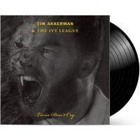 Tim Akkerman & The Ivy League - Lions Don't Cry - LP