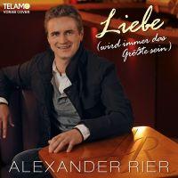 Alexander Rier - Liebe - CD