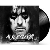 Alice Cooper - Inside Out Live 1979 - LP