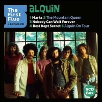 Alquin - The First Five - Limited Edition - 6CD